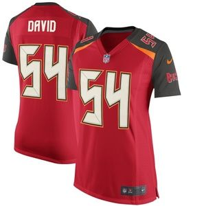Women's Tampa Bay Buccaneers Lavonte David Jersey
